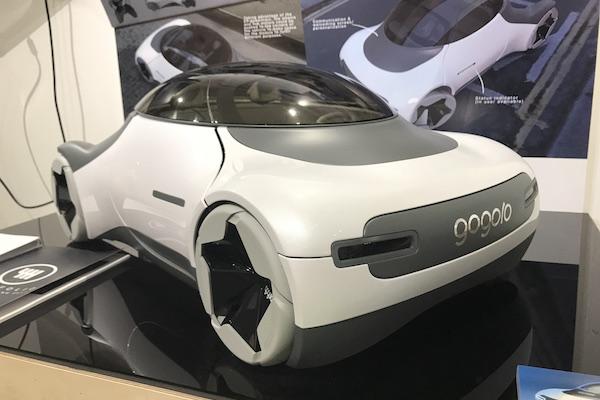 Gogoro 如果推出汽車會長這樣?台灣學生畢業作品讓網友讚賞!