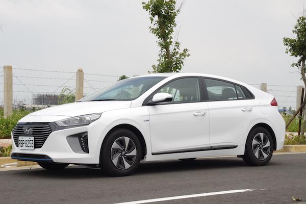 省油節能的油電車也能有駕馭樂趣感受  Hyundai IONIQ Hybrid 試駕(內有影片)