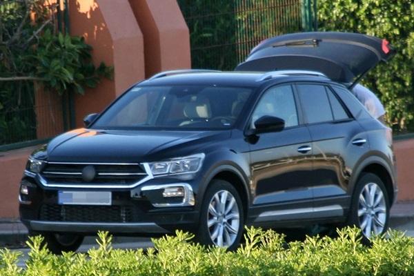VW 準備參戰小型跨界休旅,全新車款 T-Roc 無偽裝曝光!
