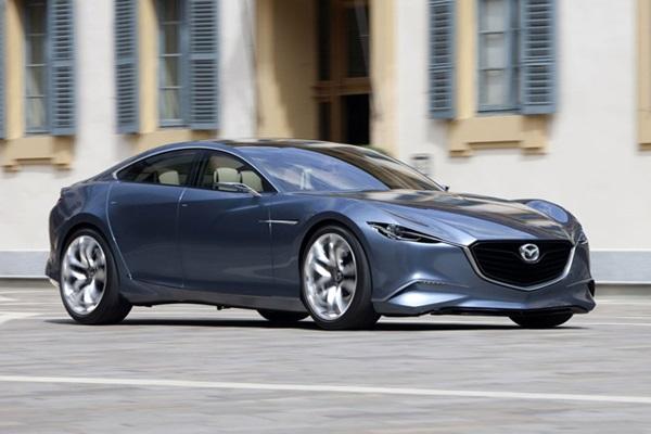 全新 Mazda 6 東京車展登場,第 2 代 Skyactiv 引擎搶先搭載!