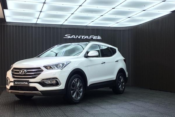 Hyundai Santa Fe 小改款主力是柴油版,但汽油版售價明顯朝著 CR-V 而來!