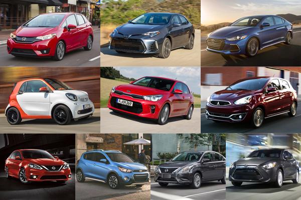 買車想追求高 CP 值?2017 年北美最經濟實惠的 10 款車都在這!