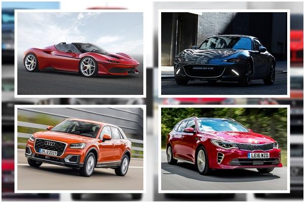 德國紅點 2017 年度最佳汽車設計出爐,至尊獎得主來頭都不小!(內有相片集)