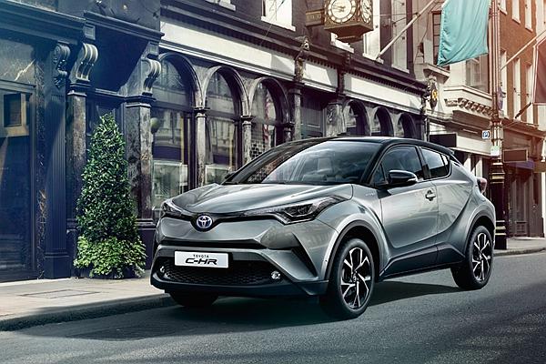 沒柴油車型一樣能熱賣!Toyota 歐洲市場 Hybrid 銷售比重創新高