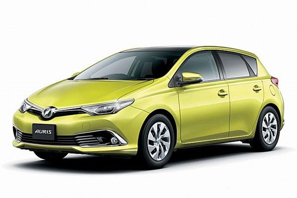 掛名最熱銷 Corolla 車系,Toyota 最新掀背車準備問世!