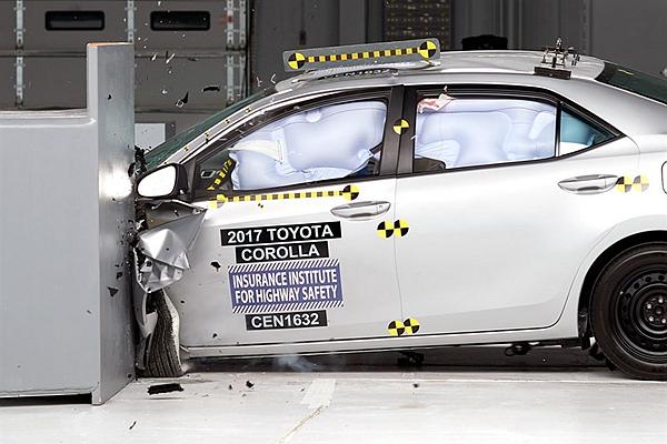 美國的「牛頭牌」好棒棒!共有 12 款車獲 IIHS 進階安全首選!(內有影片)