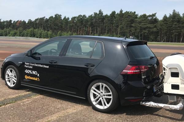 柴油車仍有未來!德國新技術大幅降低污染排放量