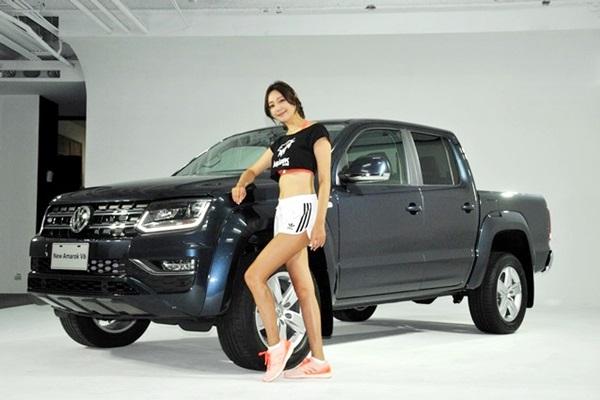 皮卡車法規解禁後的新寵兒,Volkswagen Amarok V6 小改款登場!(內有相片集)