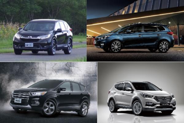 100 萬有找的競爭!Honda CR-V VTi-S 對手除了休旅車還有 MPV?
