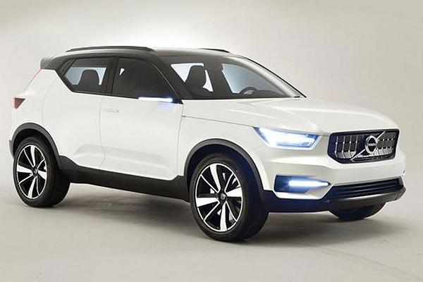 豪華優雅不適用! Volvo 最小休旅 XC40 將改走時尚設計(內有影片)
