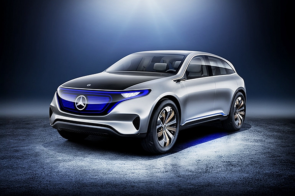 賓士推節能新品牌 EQ,中國車廠:我們早就註冊啦!