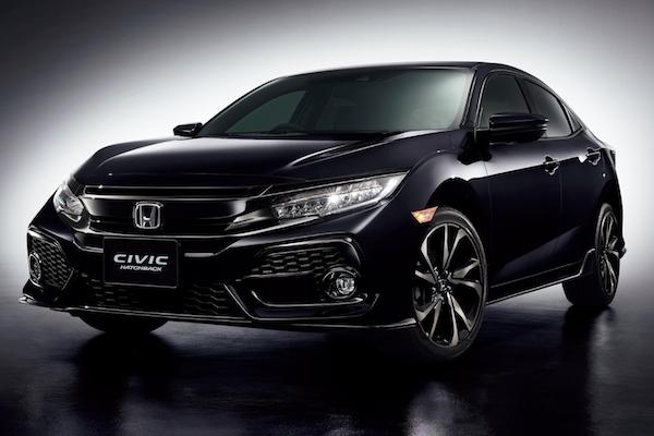 準備在日本上市的 Honda Civic 售價網路曝光,網友:日本車價好低!