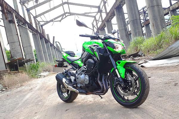 公升級動力匹配中量級操控! Kawasaki Z900 ABS 開創運動街車新定義(內有相片集)