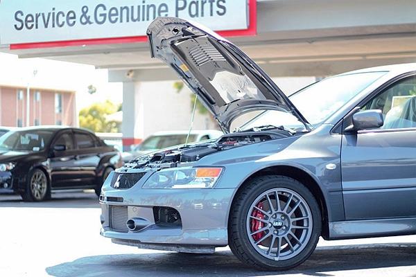 經典日系性能房車,三菱 Lancer Evolution IX MR 拍賣價值多少?