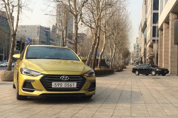 韓國性能車 9 月台灣開賣!Hyundai Elantra Sport 渦輪動力更會跑