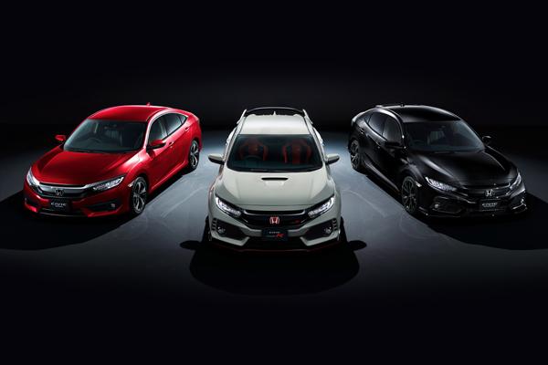 發表 3 天訂單就爆表!日本 10 代 Honda Civic 掀背版銷售竟有 4 成是手排車!