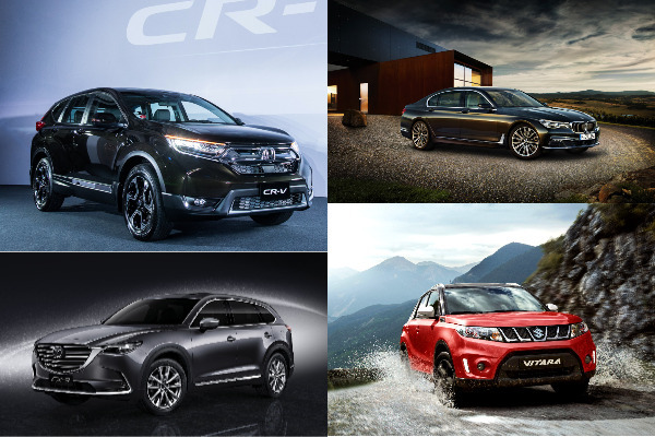 2017 年 7 月汽車銷售排行,最新國產休旅銷售爆大量!
