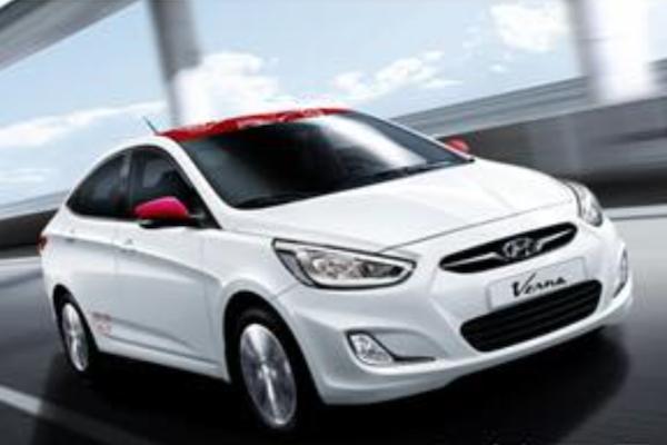 主打女性市場!Hyundai Verna 玫瑰限定版新增外觀配備