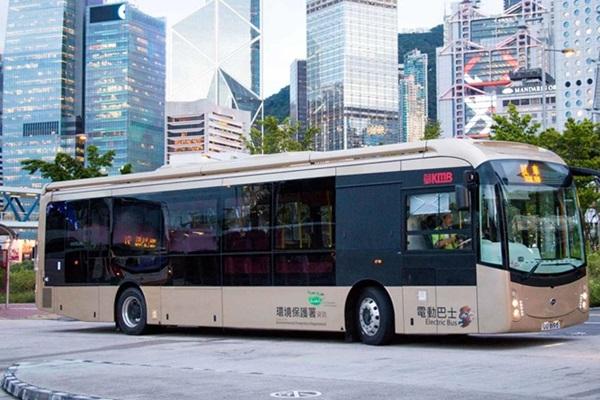 中國電動巴士初登場就出包,香港民眾諷:沒爆炸已經很厲害!