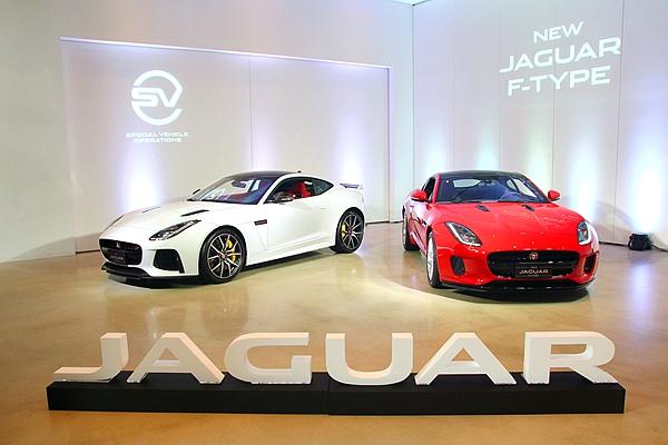 新年式英式跑車 Jaguar F-Type 小改登台!年底前將加入嶄新動力