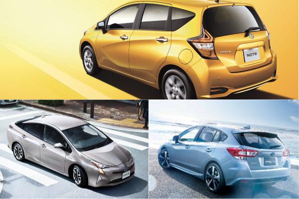 日本 7 月銷售排行前 10 名公布!三強夾殺中 Subaru 硬是擠入搶得一席 !