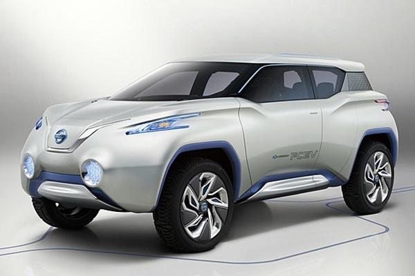 這輛休旅車不吃油,Nissan TeRRA 概念車有望量產?(內有影片)
