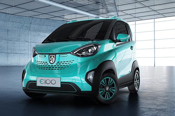 中國最便宜電動車問世!補貼後售價折合 20 萬台幣都不到
