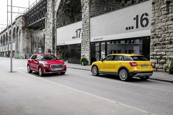 親民售價搶佔豪華休旅市場,Audi 全新跨界跑旅 Q2 正式上市!