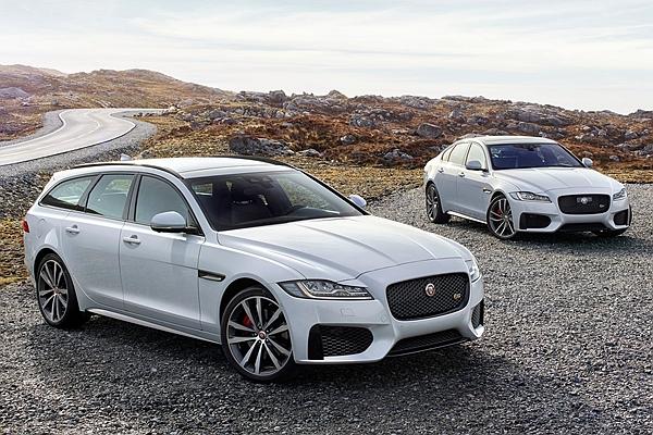 休旅之外的選項! Jaguar 跟進德系豪華車廠佈局新車型到北美銷售