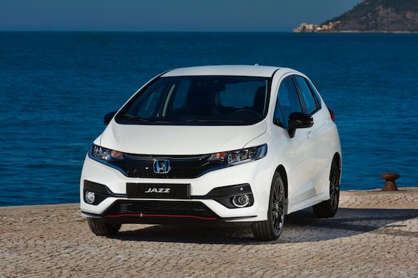 歐洲版 Honda Fit 小改款升級新引擎!動力更有看頭