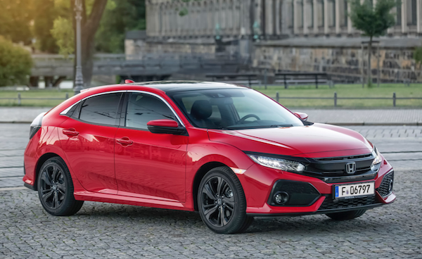 Honda Civic 明年推柴油新動力,油耗表現根本是油電車等級!