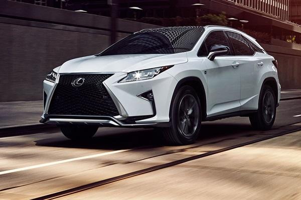 七人座 Lexus RX 第三排空間照曝光!有望明年導入台灣
