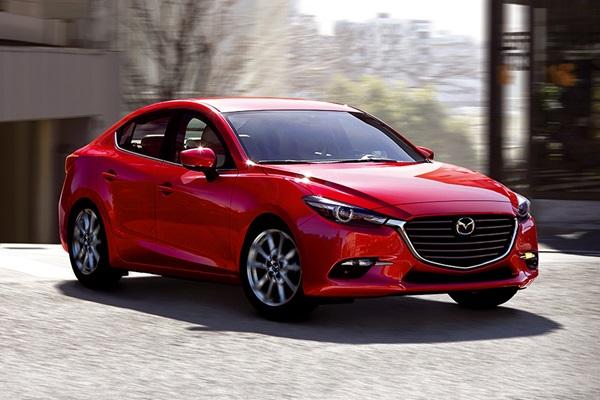 日規新年式 Mazda 3 令人好羨慕!竟有品牌首見的 360 度環景系統