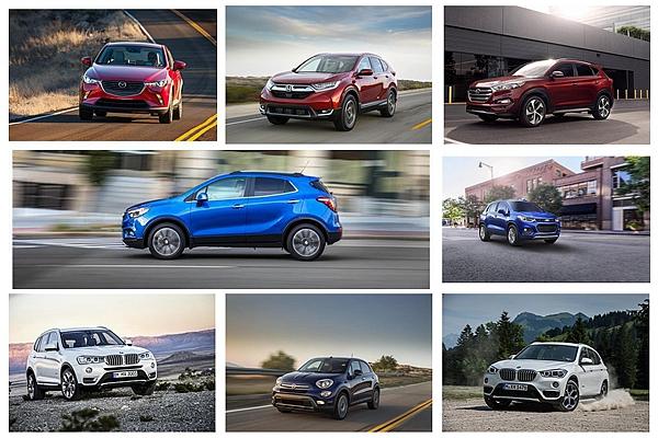 還計較氣囊數?美媒最安全小型 SUV 評比標準超嚴苛!