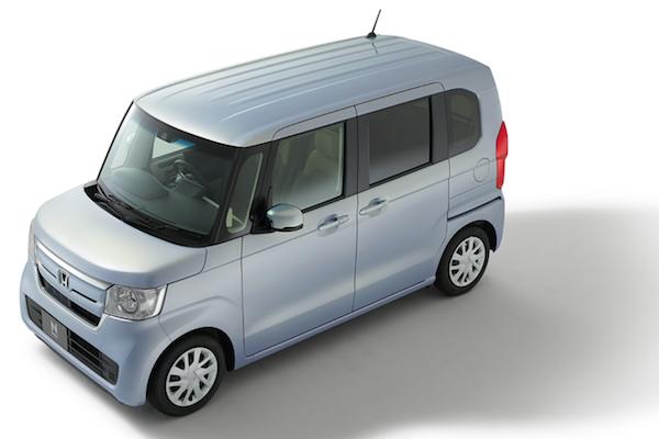連迷你小車的主動安全都比台灣車好!日本 Honda N-BOX 大改款標配 Honda Sensing