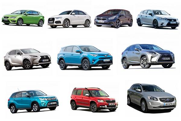 日系品質還是比歐系好?來看看 CarBuyer 推薦的 10 輛最可靠車款