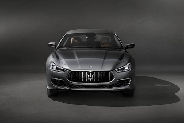 美型義大利轎跑車小改款!Maserati Ghibli 也有半自動駕駛系統