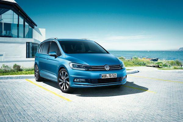 即將發表德制 MPV 配備曝光!Volkswagen Touran 新年式增加柴油動力