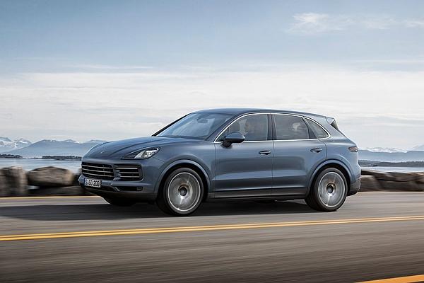 品牌暢銷二哥再進化!全新第三代 Porsche Cayenne 問世
