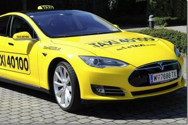 電動車最適合當「小黃」?計程車司機 40 萬公里測試給你看!