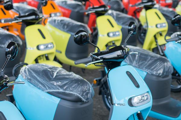 Gogoro 銷售 8 月創新高,上班族佔比最高!