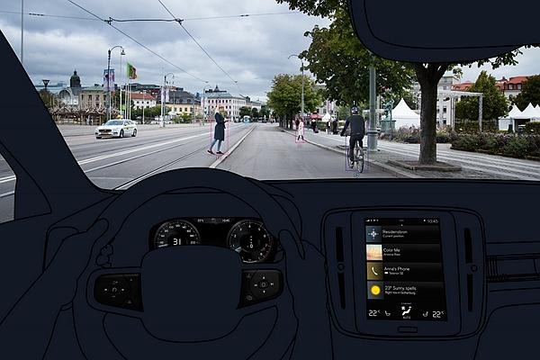 1 A 2 B 小休旅的最大殺手!Volvo XC40 將以安全科技力壓對手