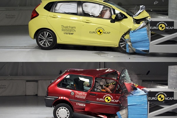 交通部擬建立新車安全評價制度,當然要先了解最強的 Euro NCAP!