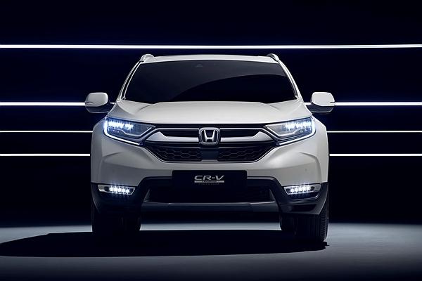 跟柴油引擎說掰掰!新世代 Honda CR-V 在歐洲直接推 Hybrid 複合動力