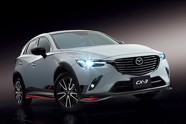 要帥還是要實用!Mazda 新推 SUV 選配件兩者皆宜(內有相片集)