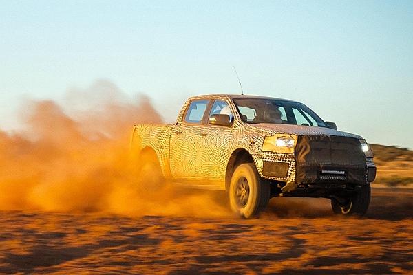 皮卡也走性能風!Ford Ranger 推出 Raptor 版本,亞太市場明年發表(內有影片)