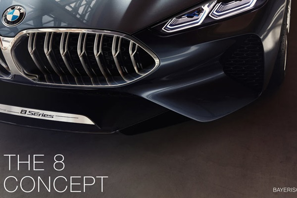 BMW 準備推全新「黑白 Logo」,看到這種標誌記得閃遠點!