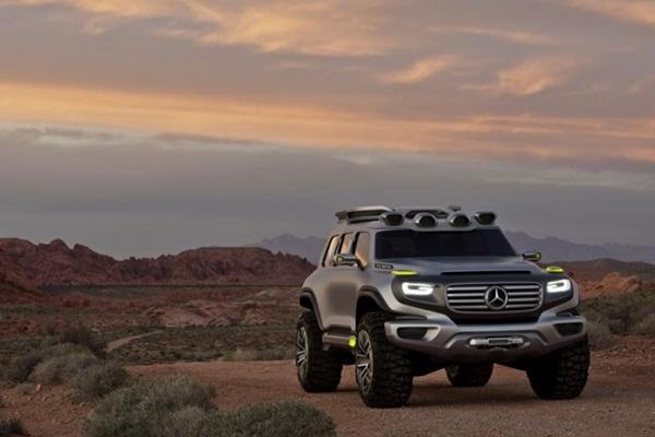 休旅大軍最後一塊拼圖?M-Benz 準備推出 GLB 硬派休旅!