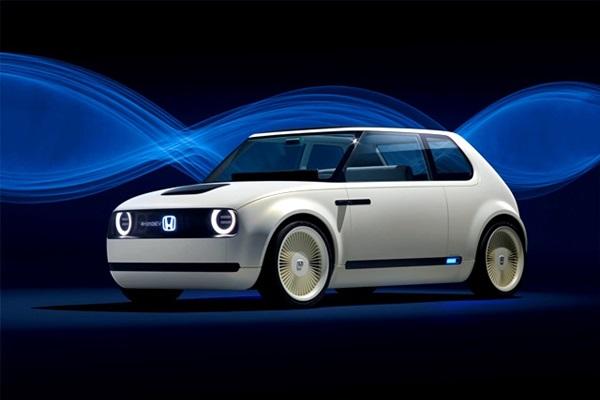 Honda 復古風電動小車亮相!放話 2 年後就可以量產上市(內有相片集)