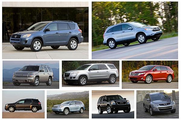 買不起新車沒關係!這幾款可靠性較高的舊款 SUV 可參考一下
